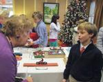 Portledge Students Transform Memories into Art with Long Island Senior Center