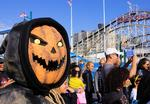 Celebrate the Season at Halloween Harvest at Luna Park