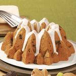 Pumpkin Chocolate Chunk Pound Cake
