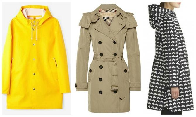 How to Find Designer Rainwear in NYC