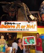 Brooklyn Teen Wins Art Contest at Ripley's Believe It or Not! Times Square