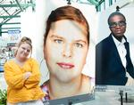 Foster Kids Star in Heart Gallery Photo Exhibit at Broadway Mall in Hicksville