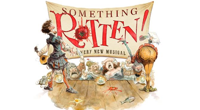 Something Rotten! A Special Memorial Day Weekend Discount