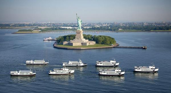 Statue Cruises Extends Service Hours to Lady Liberty, Ellis Island