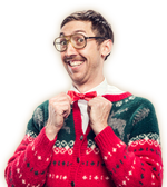 Get Ugly This Holiday Season With the Annual Ugly Sweater Campaign for Cancer Research