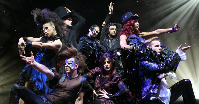 The Illusionists: Spellbound on Broadway
