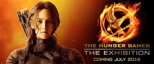 <i>The Hunger Games</i> Exhibit is Coming to Discovery Times Square