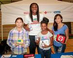 WNBA Star Tina Charles Hosts Sports Safety Clinic for Kids in Harlem