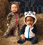 Halloween Costumes For Babies: Tiny Tillia Animal Coverall