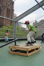 New in Manhattan - Speech Zone & Skateboarding Camp