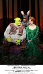 Brian d'Arcy James on Shrek the Musical