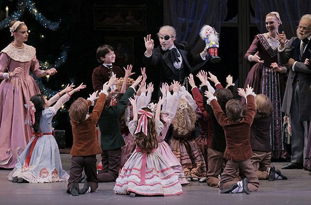 'The Nutcracker' Performances in NYC in 2015