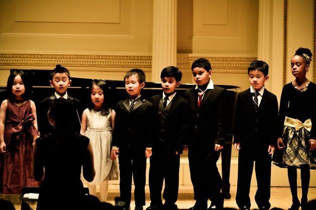 Music School Offers Choir for Kids and Mini Camp