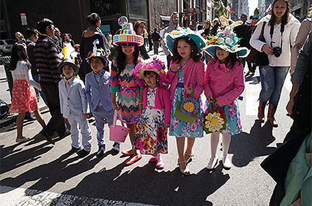 NYC Easter Parade