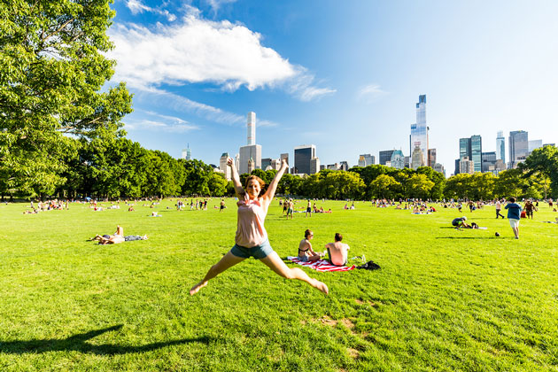 NYC Overhauling Eight Parks to Make Them More Accessible for Residents