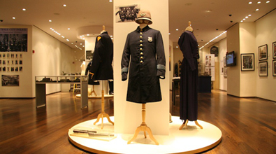 New York City Police Museum Opens Temporary Location on Wall Street