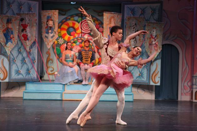 New York Theatre Ballet is Showing Free Productions of 'The Nutcracker'