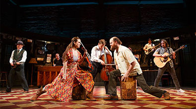 """'Jesus' Returns to Broadway as the Regular """"Guy"""" in Once"""