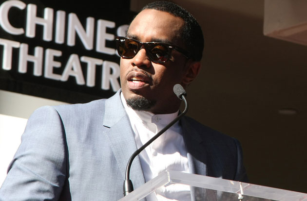 Sean 'Diddy' Combs is the Founder of a New Harlem Charter School