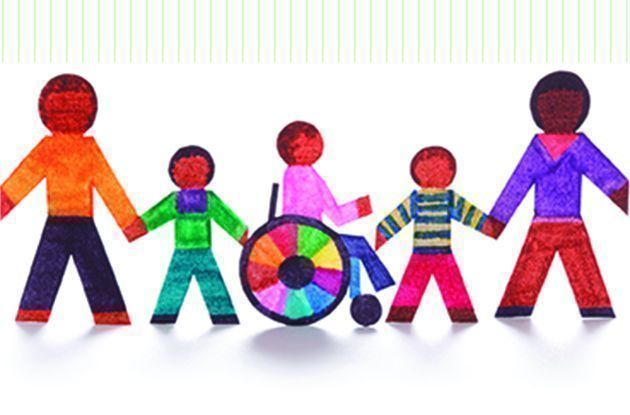 Image result for groups of people with special needs