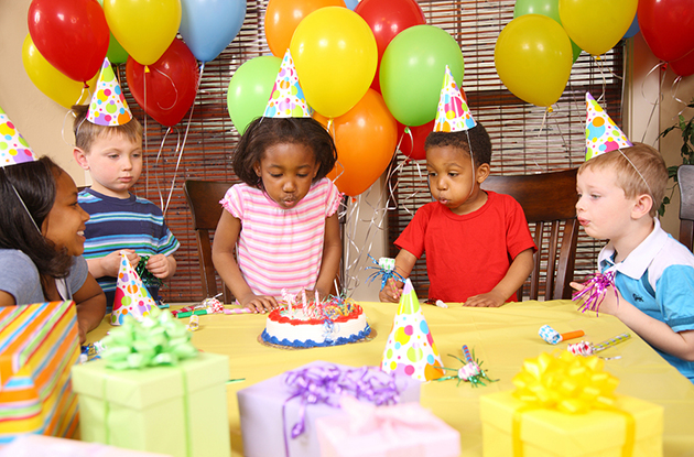 Are Party Favors Necessary?