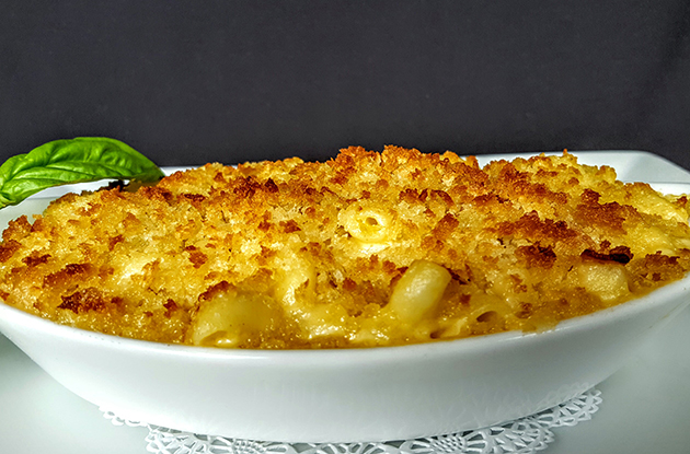 Mac and Cheese with Bacon Recipe