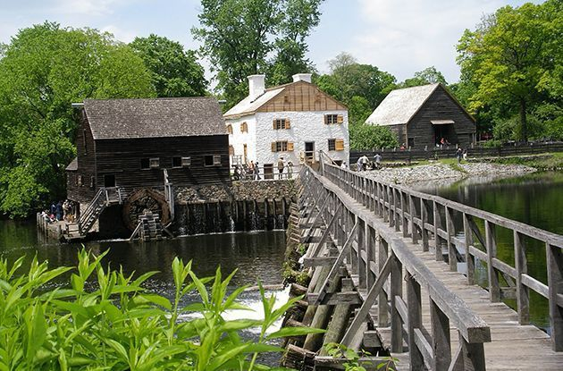 Family Outing: Philipsburg Manor