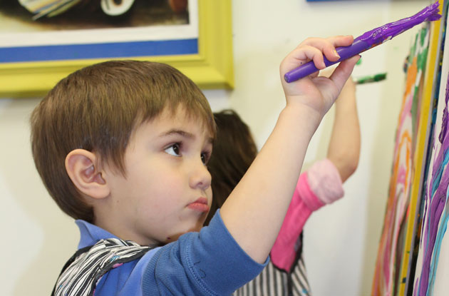 Art Studio Now Offers Classes For Kids With Special Needs