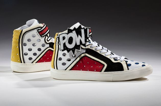 Sneakers as Art: Cool New Exhibit Steps into Brooklyn, Great for Adults and Kids Alike