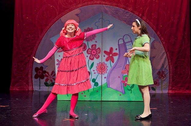 Theater Performances for Kids in Westchester in April