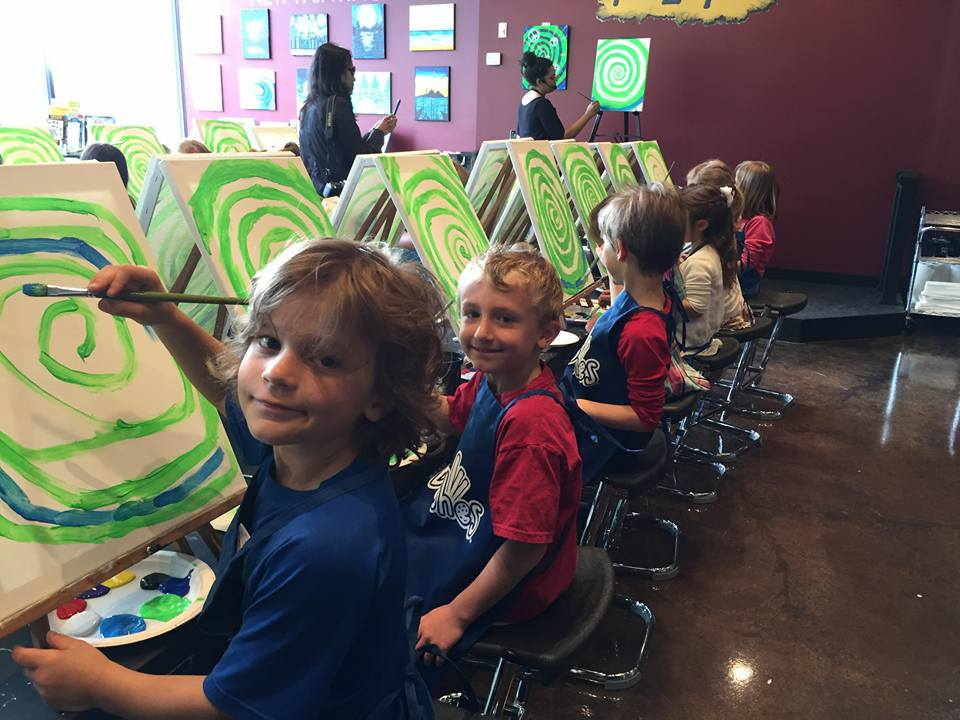 Do-It-Yourself Painting Studio Opens in Mamaroneck