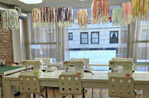 Upper East Side Sewing Studio Offering New Classes
