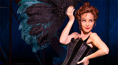 Annie Potts Joins Broadway's Big Top in Pippin