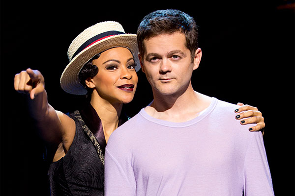 Broadway's Newest Pippin: Josh Kaufman of 'The Voice'