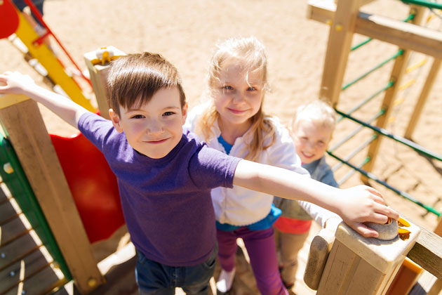Playground-Related Concussions on the Rise