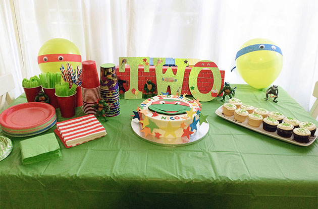 Five Birthday Party Themes from Local Bloggers