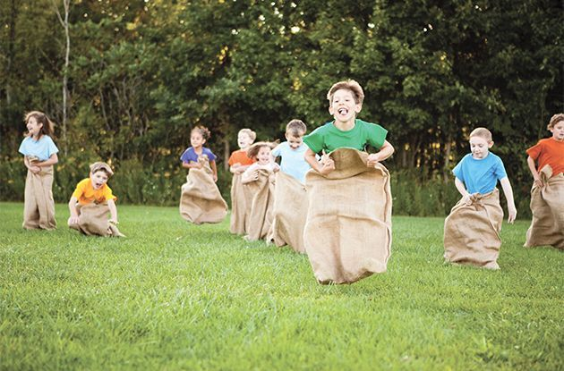 Classic Outdoor Games for a Birthday Party