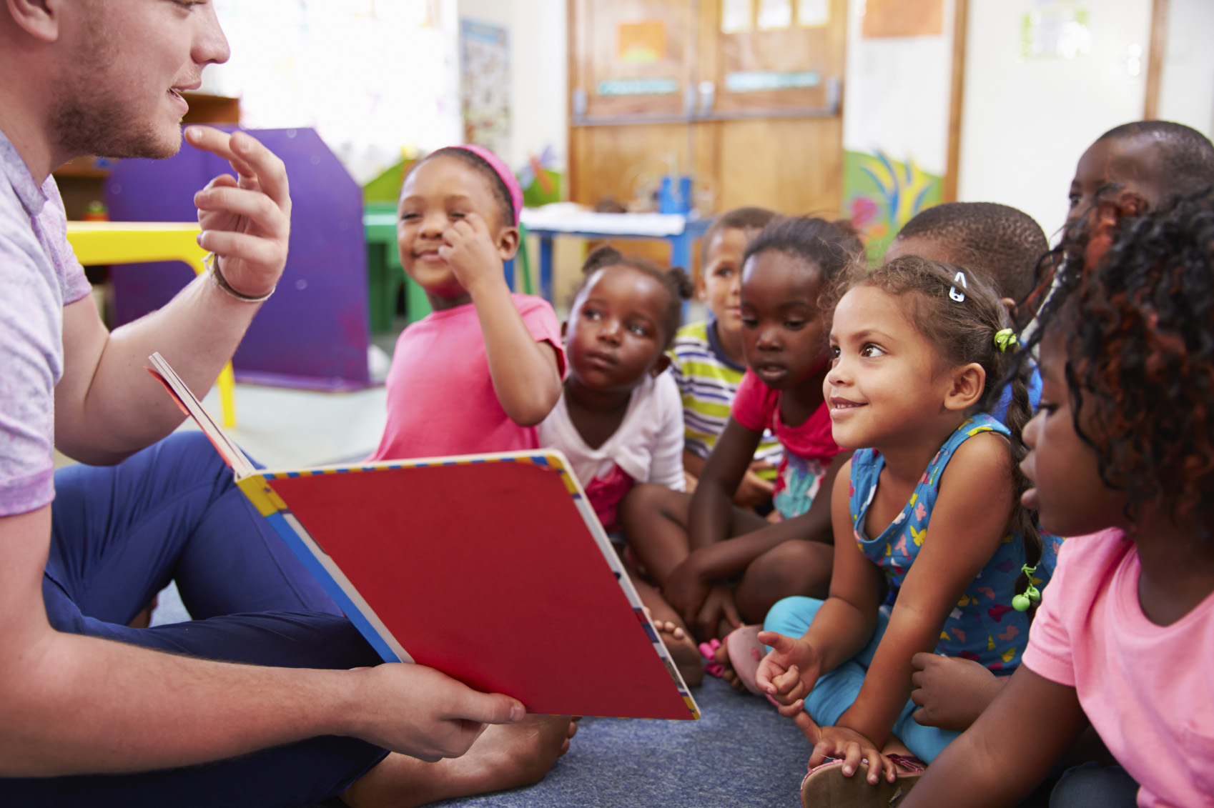 New Study: New York City Kids Who Attend Pre-k are More Likely to Try Out For Gifted Classes