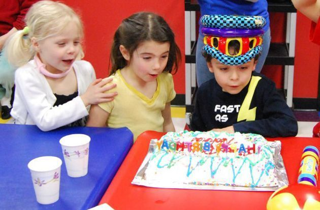 Sensory-Friendly Birthday Parties at Norwalk's Pump It Up