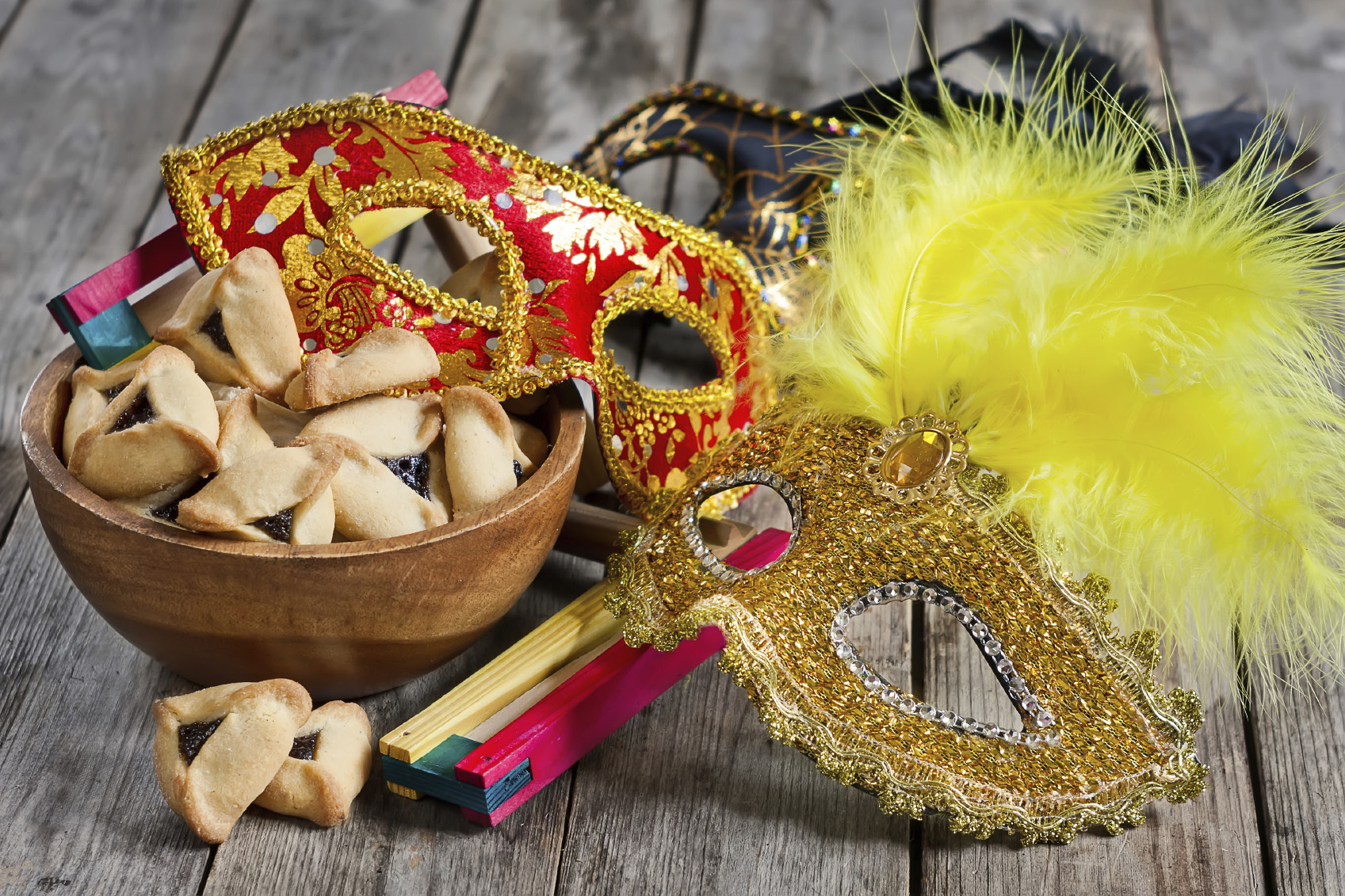 Where to Celebrate Purim in the New York City Area