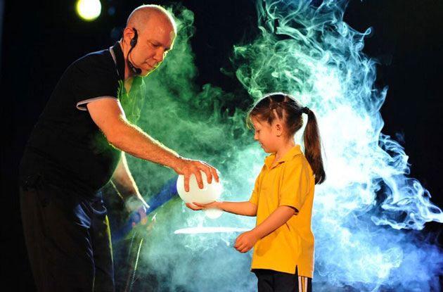 Enjoy Family-Friendly Fun at the First Queens International Children's Festival