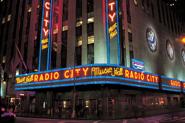 Save $3 on Tickets to the Radio City Music Hall Stage Door Tour