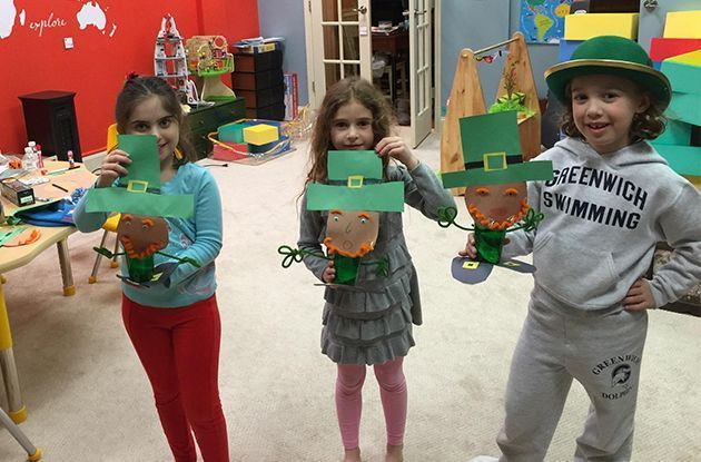 Kids Learn Languages Through Music and Crafts