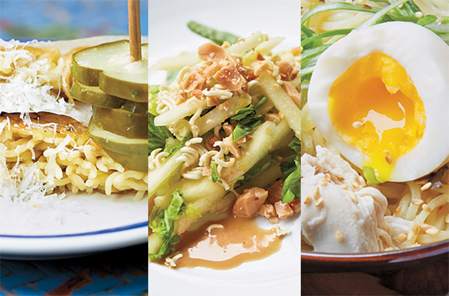 Three Surprising Ways to Cook with Ramen Noodles