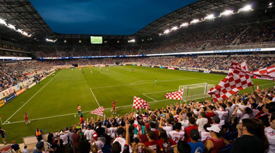 New York Red Bulls Host 'Battle on the Pitch' Plus Free T-Shirts on September 22