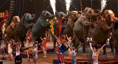 Ringling Bros. and Barnum & Bailey Circus Offers Legends Retrospective