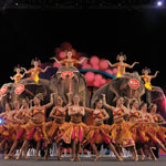 The Circus Is In Town and Ringling Bros. Delivers Zing, Zang, Zoom and Magic
