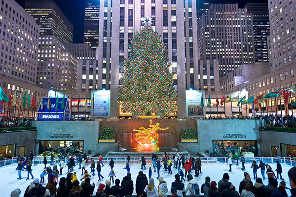 What to Do in Times Square, Rockefeller Center, & the Theater District