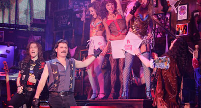 <i>Rock of Ages</i> - Broadway's Awesomely Retro Must-See Musical