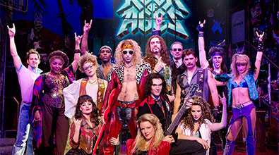 Rock of Ages on Broadway: Nothin' but a Good Time